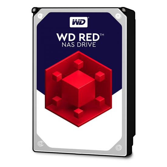 8TB WD Red İntellipower SATA6 256MB NAS WD80EFAX