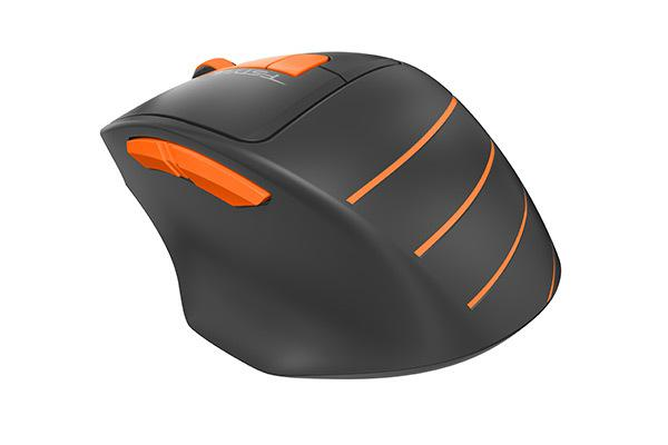 A4 TECH FG30 OPTIK MOUSE NANO USB TURUNCU 2000 DPI