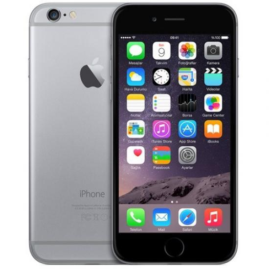 APPLE İPHONE 6 32 GB UZAY GRİ MQ3D2TU/A (DİST)